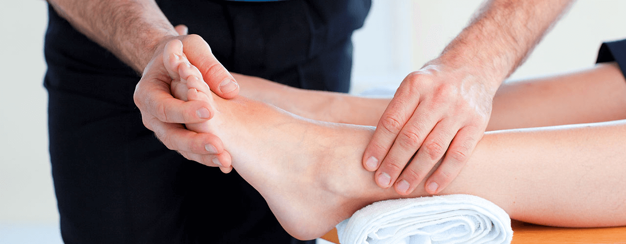 Foot & Ankle Pain Relief Newtonville & Brookline, MA